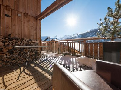 Photo for Chalet Tweed - Luxury self-catered chalet with sauna and outdoor Jacuzzi