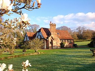 Spring in West Sussex- the sunniest county in UK