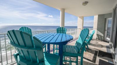Photo for Summer wks! Remodeled Chic 30A All Rms Ocean View New Furniture Free Chair Servi