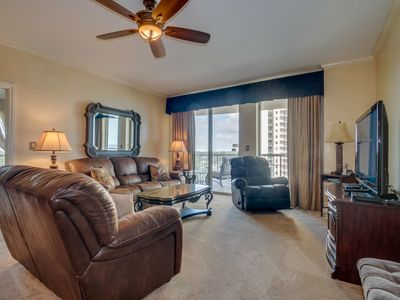 Photo for Beautiful ocean view condo located within Kingston Plantation