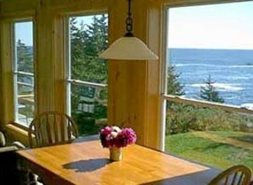 THE POINT HOUSE at Pemaquid Point – An 1886 Ocean Front Summer Home