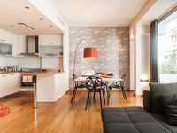 The manager, Krassy, was very responsive, accommodating and helpful. Apartment was simple,
