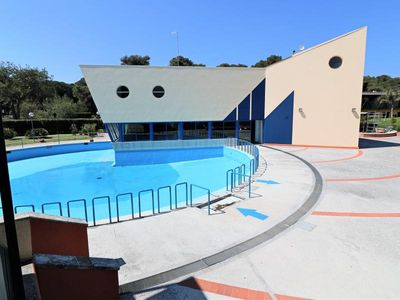 Photo for Holiday home 127 with swimming pool in Residence Serra Degli Alimini 2