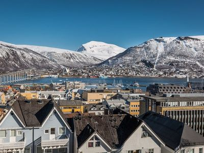 Photo for Cozy apartment- 5 min walk to Tromsø center