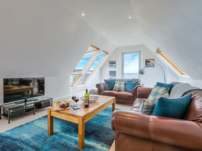 Photo for Trevail Penthouse - Fabulous Views - Sleeps 4 with Parking
