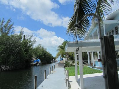 Photo for Canal Waterfront 3/2- 75' Dock-Fisherman Bring Ur 1st Mate