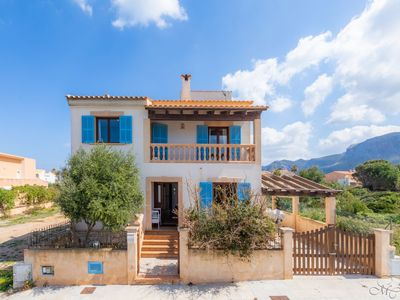 Photo for House with special charm and beautiful views