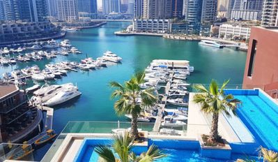 Photo for Ideally located in the Dubai Marina, near to JBR Beach, Shops & Restaurants