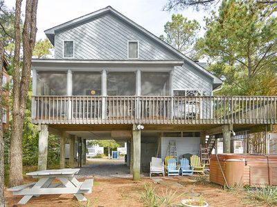 Photo for FREE DAILY ACTIVITIES!! Located on a canal in South Bethany includes 3 bedrooms, 2 baths,
