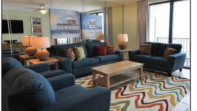 Photo for Phoenix10 Beach front condo fully upgraded with brand new furniture & appliances