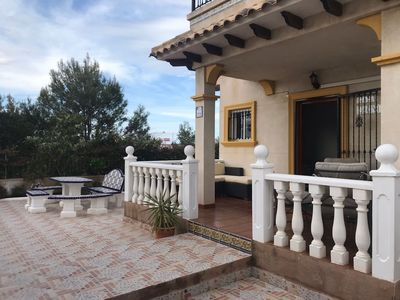 Photo for Beautiful Villa in the heart of La Zenia.
