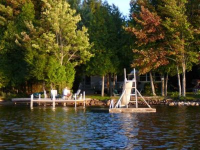 Photo for Loon Bay Retreat - Minden Hills