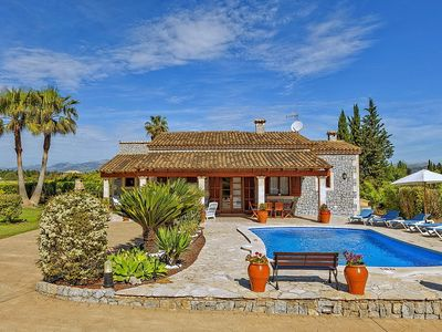 Photo for Finca Las Naranjas for 6 persons near Can Picafort Mallorca