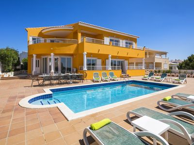 Photo for Luxury 6 bedroom modern villa with private pool and stunning sea views