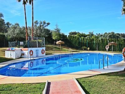 Photo for Apartment in Lauro Golf ⛳ Pool + Views + Golf