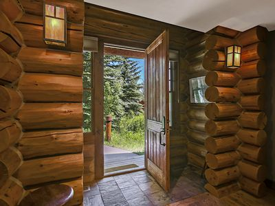 Photo for Positively Magical Moosehead Cabin - 2 Minute Walk to Teton Village! Discounts on 7+ days