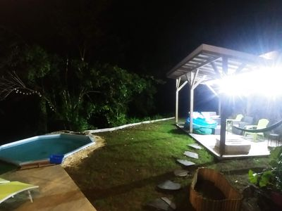 Photo for House on Morne in Gosier in the center of Guadeloupe and 2 steps from beaches