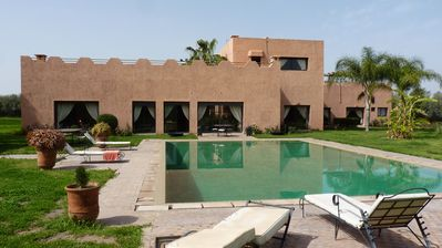 Photo for 5BR Villa Vacation Rental in Marrakech
