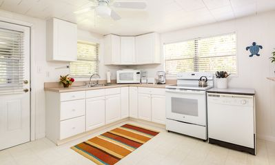 Kitchen - Cook up your favorite meals in our spacious, open-style kitchen.