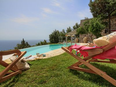 Photo for Belvedere 1 luxe pool house