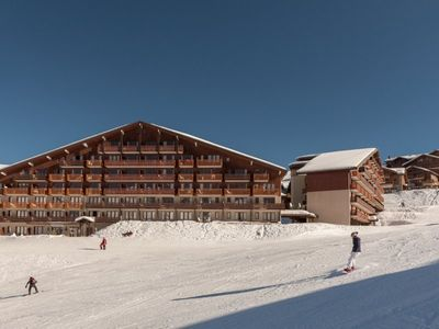 Photo for 1 bedroom accommodation in Macot la Plagne