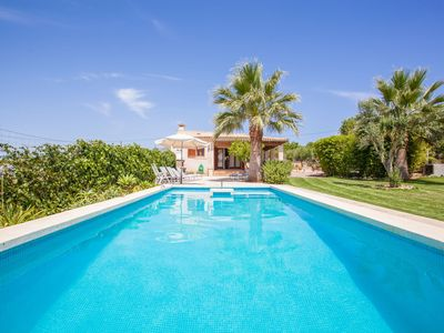 Photo for SON SEGI - Villa with private pool in Sant Llorenç des Cardassar.