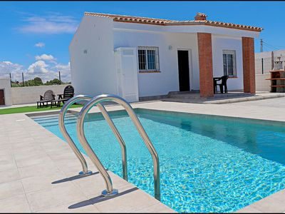 Photo for Brand new holiday home with private pool