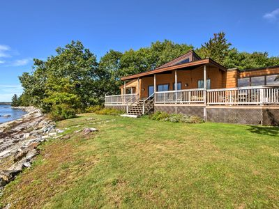Photo for NEW! Oceanfront Trenton Home w/ Acadia Views!
