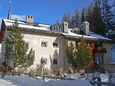 Photo for Apartment Chesa Cantieni  in La Punt Chamues - ch, Engadine - 6 persons, 2 bedrooms