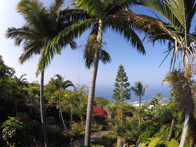Photo for 1000 Ft Elevation Overlooking The Beautiful Pacific Ocean