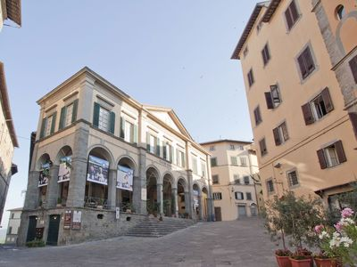 Photo for Bed & Breakfast in Cortona with 2 bedrooms sleeps 4