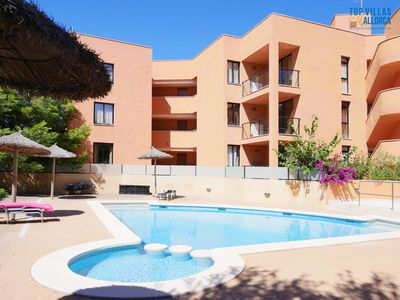 Photo for 1BR Apartment Vacation Rental in Cala Ratjada
