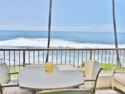 Photo for Ocean Front   AC   Next to Honl's Beach   Walk to Town   Starts $173/night