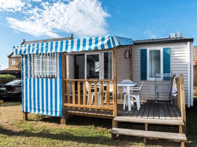 Photo for Beach Camping *** - Mobile Home 3 Rooms 4 People (large)
