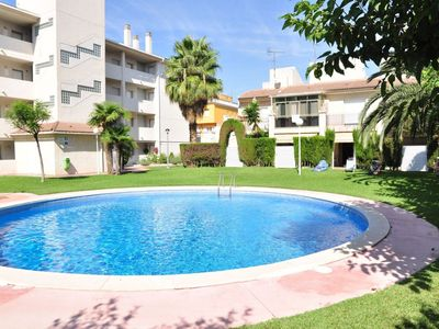 Photo for Casa ideal familias para 7 personas en Cambrils(72268)