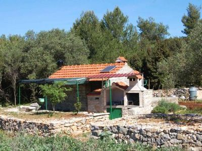 Photo for Holiday house Vela Luka for 2 persons with 1 bedroom - Farmhouse