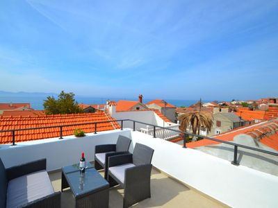 Photo for Vacation home Nina in Zadar - 6 persons, 3 bedrooms