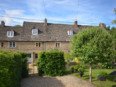 Photo for English Cotswold Historic Listed Cottage - PERFECT FOR LONG STAYS