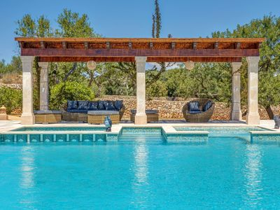 Photo for Luxurious property with pool and garden – Villa Son Morla