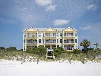 Photo for Gulf front condo! Fabulous View Of The Gulf of Mexico! Dune Allen Beach