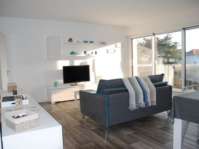 Photo for Apartment 63m², Royan Pontaillac, 100m from the beach