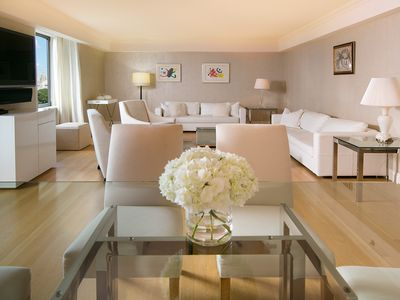 Photo for Central Park South Three Bedroom Apartment Overlooking Central Park