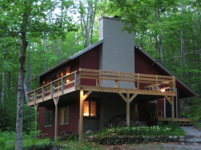 Photo for Cozy Private Chalet in Jackson