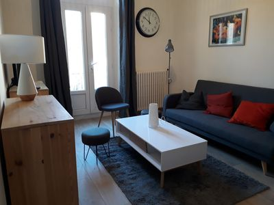 """Photo for The """"5"""", comfort and calm close to the Halles de Sète"""