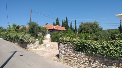 Photo for Giannis House near the beach Peroulia