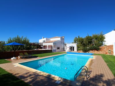 Photo for Villa Costa do Sol, Large Villa, Countryside, 6 Bedroom, Sleeps 12, Large Pool & BBQ
