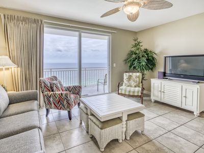 Photo for Upscale Beachfront Condo with Onsite Waterpark!
