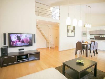 Photo for Beautiful, modern and spacious apartment for 4 person close to the beach