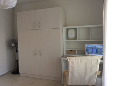 Photo for STUDIO FURNISHED 2 PEOPLE IDEALLY LOCATED