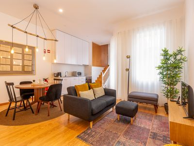 Photo for Your Opo Vintage 3T - Apartment for 3 people in Oporto